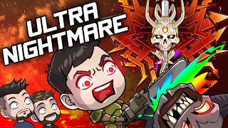 DOOM Eternal: Ultra-Nightmare Playthrough Level 1