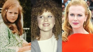 Nicole Kidman:A life in pictures