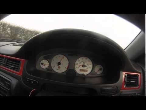MG ZS 180 2.5 v6   0 - 100 mph