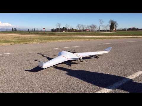 Skywalker X8 VTOL (vertical take off and landing) FPV long range