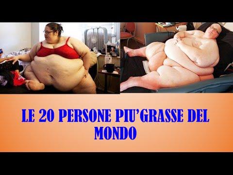 Le Persone Piu Grasse.Le 20 Persone Piu Grasse Del Mondo Mario Vincenzo Marianna