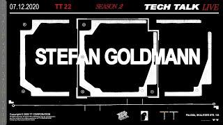 Tech Talk with Stefan Goldmann