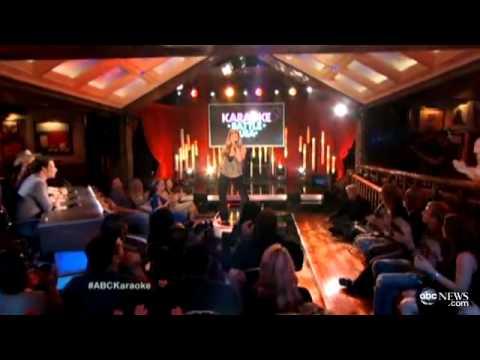 "Cassandra Mae sings ""Let Er' Rip"" by the Dixie Chicks on Karaoke Battle USA"