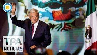 López Obrador asumirá la presidencia de México en diciembre | #TPANoticias Internacional