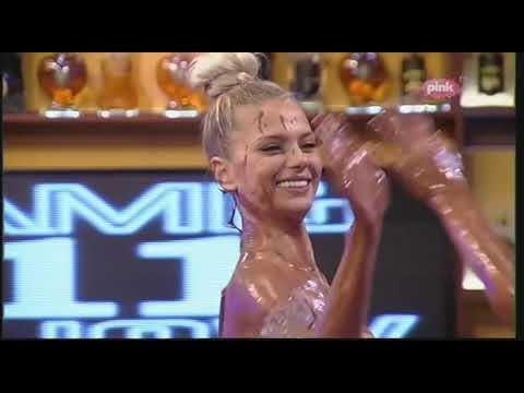 Kraj 40.emisije (11.06.2019) Rvanje u čokoladi (Ami G Show S11)