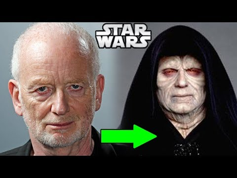 The Actual REASON Palpatine's Face Changed NOT Sith Alchemy  Star Wars Explained