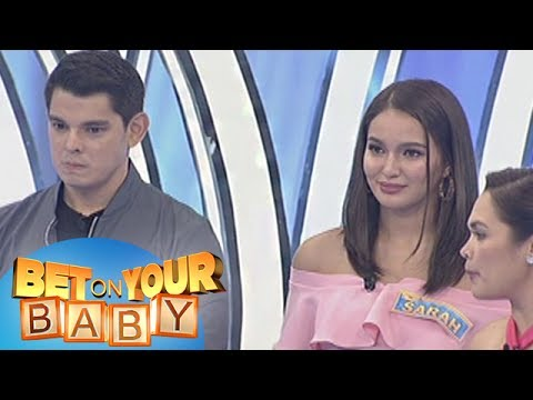 Bet On Your Baby: Jackpot round with daddy Richard, mommy Sarah and baby Zion