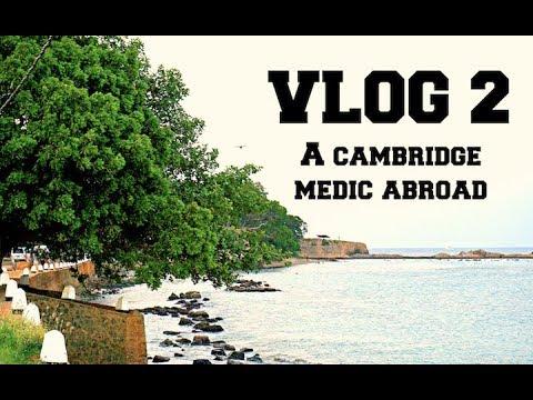 LIFE IN SRI LANKA | Cambridge VLOG TWO | Trincomalee MARKET and BEACH