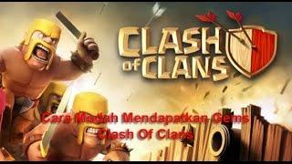 Tips Mendapatkan Gems Clash Of Clans Gratis