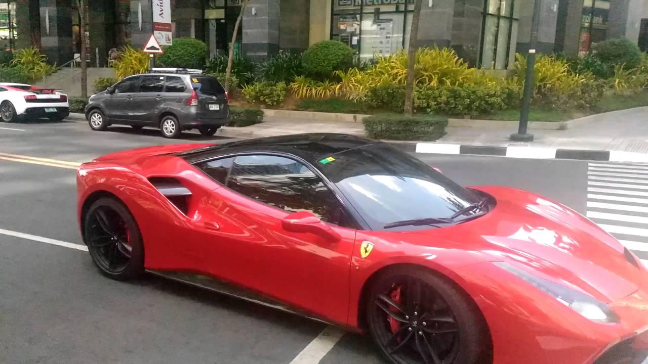 Ferrari 488GTB Philippines