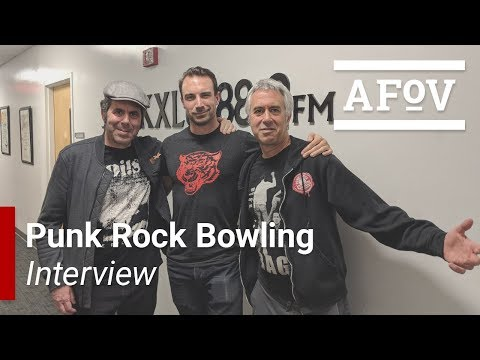 Punk Rock Bowling - Shawn & Mark Stern Interview with A Fistful of Vinyl sessions