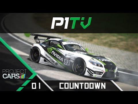 Project CARS Countdown #01 | BMW Z4 GT3 auf der Nordschleife [TX] [PC] [60 FPS]