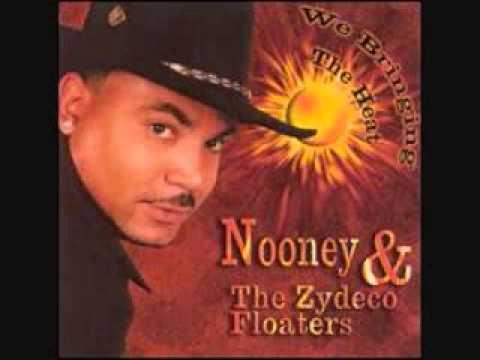 Nooney and the Zydeco Floaters -  Kush Kush