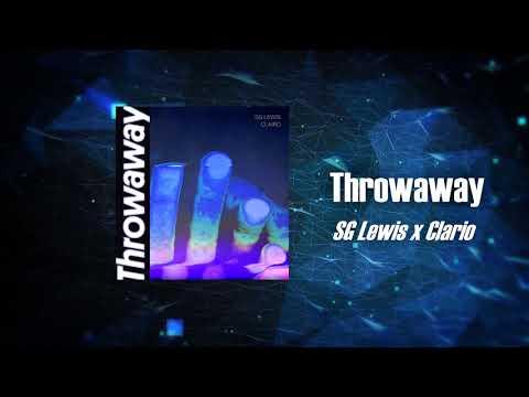 SG Lewis X Clairo - Throwaway (slowed + Reverb)