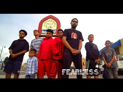 """Lazarus - """"Fearless"""" f/ KXNG Crooked - OFFICIAL MUSIC VIDEO"""