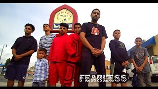 """Lazarus - """"Fearless"""" ft. KXNG Crooked - OFFICIAL MUSIC VIDEO"""