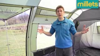 Eurohike Derwent 600 Tent