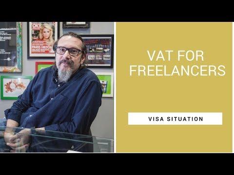 """VAT for freelancers in the UAE - Episode 2 """"Visa Situation"""""""