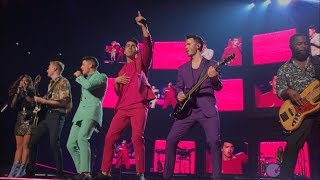 Gambar cover Jonas Brothers - Only Human Live Toronto 2019 Happiness Begins Tour
