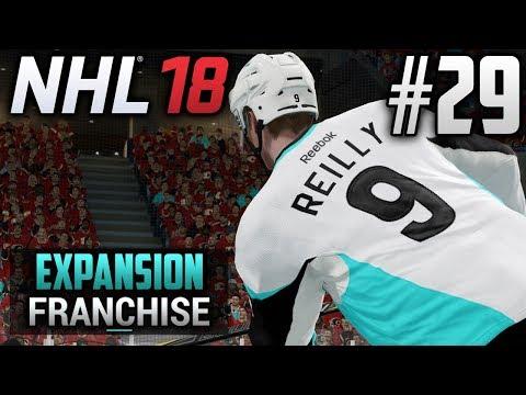 NHL 18 Expansion Franchise   Quebec Dorsals   EP29   OFF TO A HOT START (S3) (R2G6)