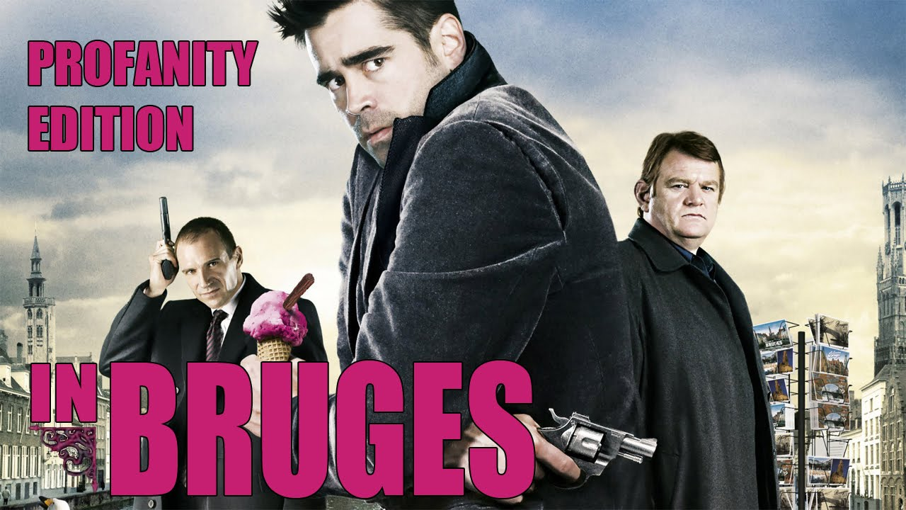 in bruges profanity edition youtube