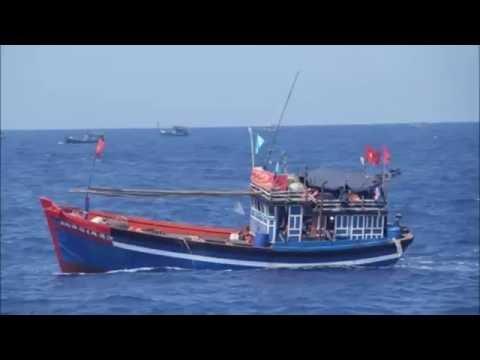 Cuộc đối đầu Việt - Trung trên Biển Đông 15 năm qua (YTB - 91)