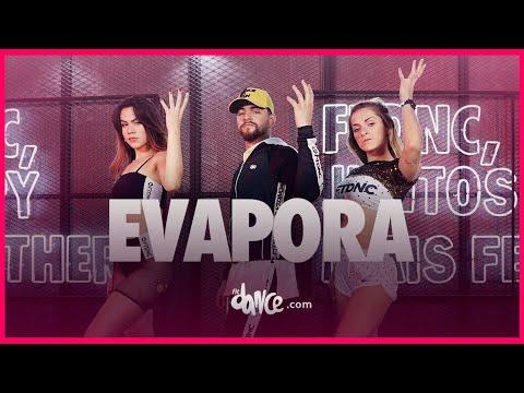 Evapora - IZA Ciara and Major Lazer  FitDance TV Coreografia