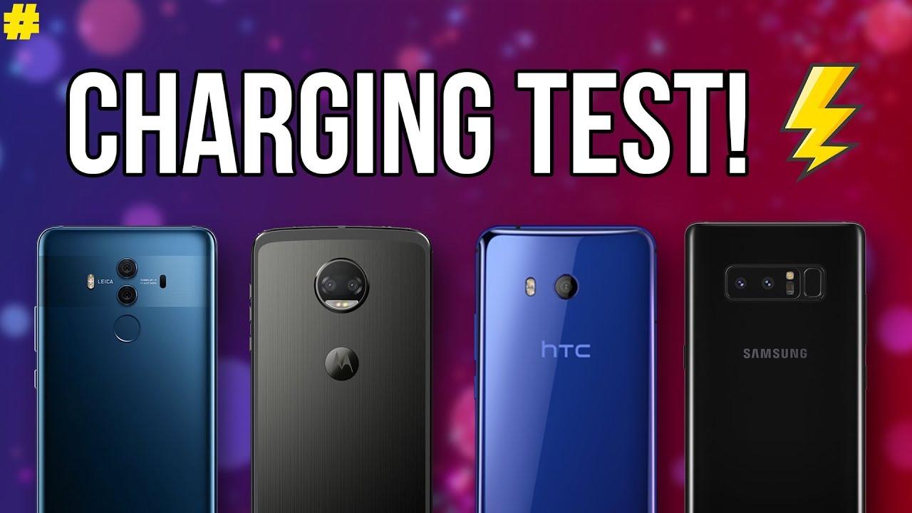 Huawei Mate 10 Pro vs Samsung Galaxy Note8 vs HTC U11 vs ...