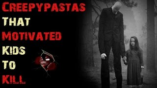 4 Times Kids Were Motivated To Kill Because Of Creepypastas (Mostly Slenderman)