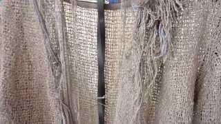 Sperimentazioni contemporanee - XVI Mostra del ricamo e del tessuto - Valtopina 2014