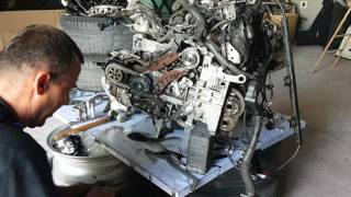 distribucion bmw motor N47