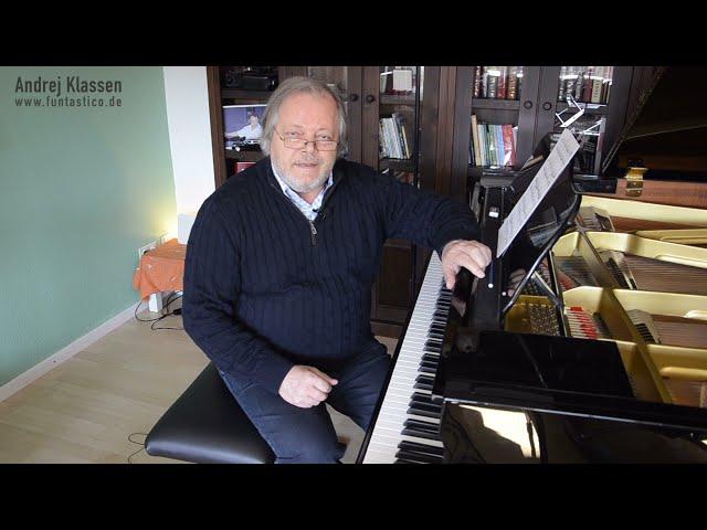 Für Elise - Andrej Klassen - Piano Masterclass Teil 2