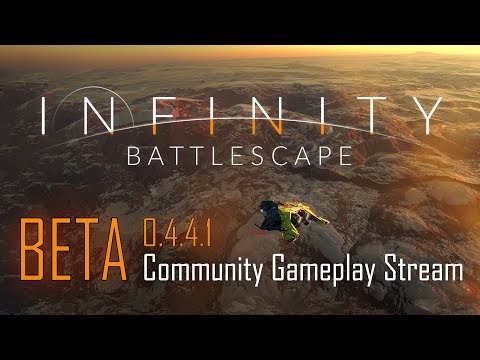 Infinity: Battlescape Gameplay Stream - Performance Boost