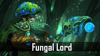Dota 2: Store - Nature's Prophet - Fungal Lord Set