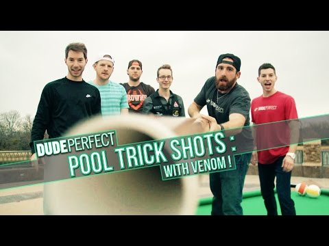 Thumbnail: Dude Perfect | The Making Of Pool Trick Shots