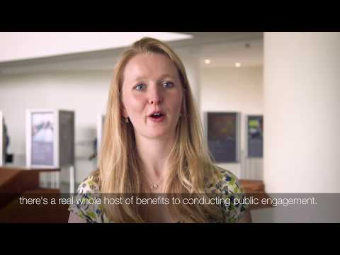 Why I engage the public - Caroline Hughes (Department of Architecture & Civil Engineering)