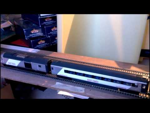 DCC Sound east coast class 43 HST 125 Review part 2 of 2