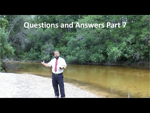 Questions and Answers Part 7