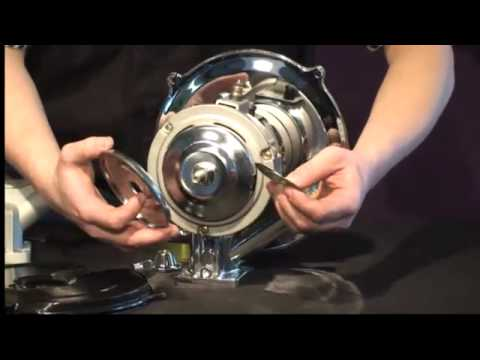 VW & DUNE BUGGY ALTERNATOR INSTALLATION  YouTube