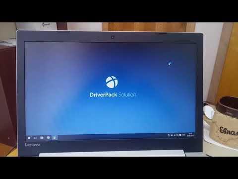 Как установить виндовс 10 на Lenovo Ideapad 320 + установка драйверов