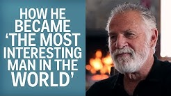 "How Jonathan Goldsmith Became ""The Most Interesting Man In The World"""