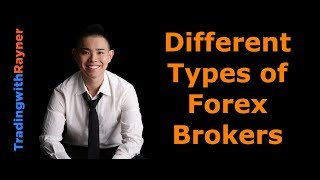 Forex Trading for Beginners #11: The Different Types of Forex Brokers by Rayner Teo