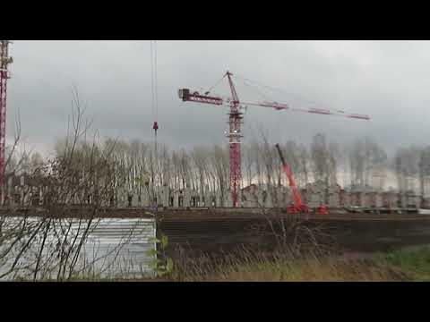Строительство новой школы на ул. Балахнина, 128 / 25.10.2018 г.