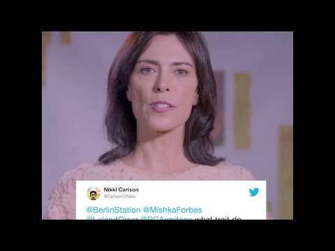 Berlin Station Season 2: Michelle Forbes QA I EPIX