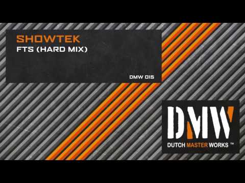 Showtek  FTS Hard Mix DMW015