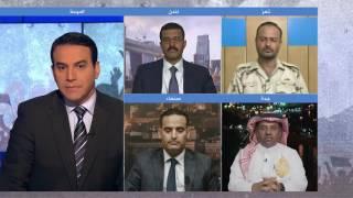 انتصارات تعز ونهم وترجمتها سياسيا