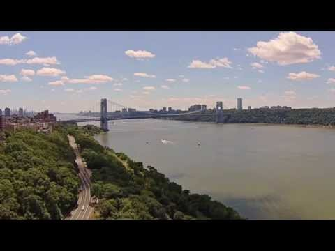 Fort Tryon Park from Los Altos