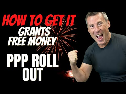 BREAKING NEWS (PPP LOAN) ROLL OUT! EIDL GRANT SECOND PPP Small Business Grants $5,000 Stimulus