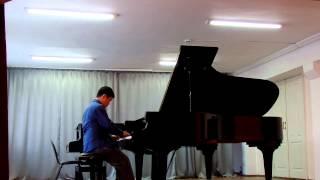 Бетховен 17 соната 2 часть Adagio