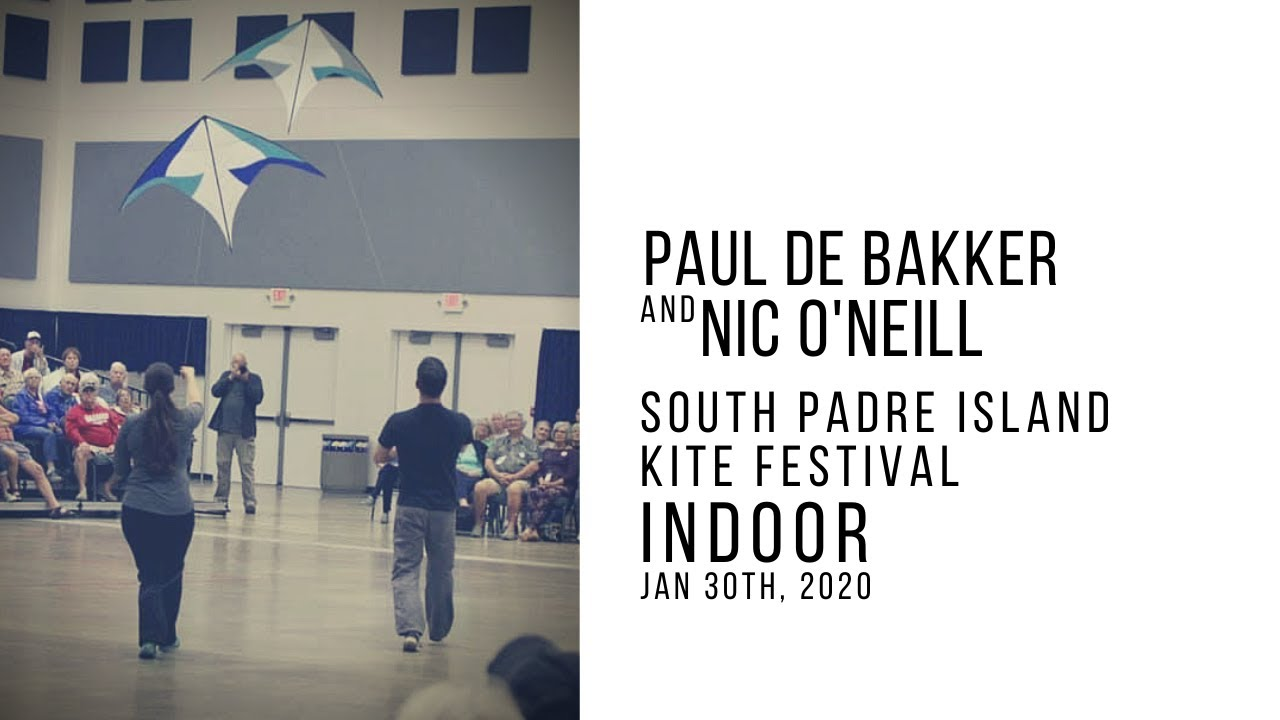 Videos from SPI Kite Festival Indoor